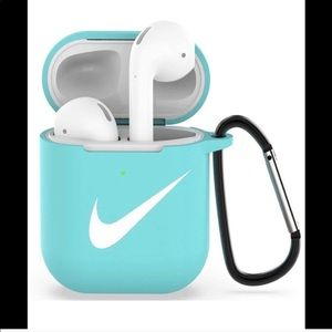 Blue Nike AirPods case Brand New